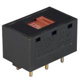 V80212MS02QE  Switch Slide DPDT 10A 236V Through Hole
