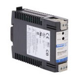 PSP24-024S  Industrial Power supply PSP 24W 100-240V 0.7A 0.4A DIN Panel Mount Removable Screw Terminal