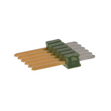 Pack of 4  826629-6  Connector Header 6 position 2.54mm Through Hole :RoHS