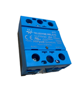 SH24D25  Relay SSR 13mA 32V DC-IN 25A 275V AC-OUT 3-Pin