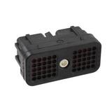 DRC26-50S05 Connectors 50 Rectangular - Housings Plug Black -