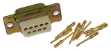 DEMAM9P  Connector, D-sub, Rectangular, DMA, E, 9, Plug,