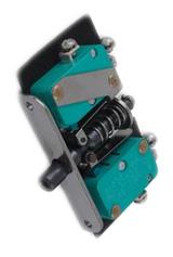 Pack of 69pcs 4AC55, MS16106-5  Switch Safety Interlock N.O./N.C. DPDT Rod 15A 250VAC 250VDC 248.57VA