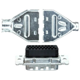 1658676-1  Plug for Male Contacts Housing D-Sub, High Density Connector 26 Position