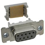 8309-6003   Position 9 D-Sub Receptacle, Female Sockets Connector