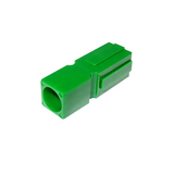 Pack of 37  PP30GND-P   Position 1 Blade Type Power Housing Connector Plug Green -