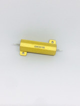 CMC50100 - HONEYWELL SENSING AND CONTROL - WIREWOUND RESISTORS - CHASSIS MOUNT 100 Ohm 5% 50 WATTS ALUMINUM HOUSED