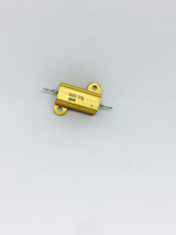 1PC - CMC2550- HONEYWELL SENSING AND CONTROL - Res Wirewound 50 Ohm 1% 25W ±20ppm/°C Aluminum Housed AXL Flange Mount