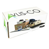 "1555CF22GY Hammond Manufacturing BOX ABS GRAY 4.72""L X 2.59""W"