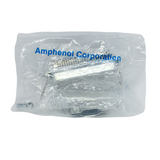 157-62500  Amphenol    I/O Connector, 50 Contacts, Receptacle, Micro D, IDC / IDT, 157 Series, Cable Mount