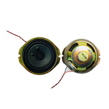 "Pair of 2.5"" Inch Speakers 6400B00203A B42-0180 (2 1/2"") 8HN23"