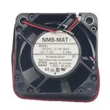 1608KL-01W-B40 NMB Technologies 1608KL-01W-B40-L00 DC Fan Axial Ball Bearing 5V 4.5V to 5.5V 8.4CFM 29dB
