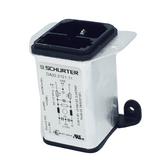 DA22.2121.11   Schurter Electronic    Power Entry Modules, AC, PCB 1A 125/250VAC