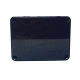 MB2  SPC Multicomp  07WX0665  301-255   ENCLOSURE, WALL MOUNT, PLASTIC, BLACK, Enclosure