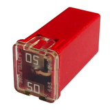 LITTELFUSE 0495050 - JCAS50.X JCASE FUSE 495 32V  50A RED