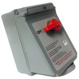 420MI7W, 1301500134 Power Enclosure MOD RCPT PIN & SLEEVE