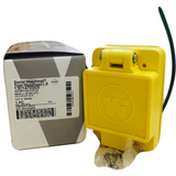 68W49 Woodhead Molex 1301470005 PWR ENT RCPT NEMA L7-30 30A WALL SCRW FLIP LID