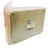 """RL6555 Hammond Manufacturing Enclosures, Boxes, & Cases Box w/Shallow Lid 6.89x4.92x2.76"""" ABS"""