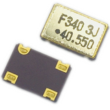 40.5504MHz Fox F340 Ultra Miniature HCMOS SMD Oscillator K040.550400-F3340