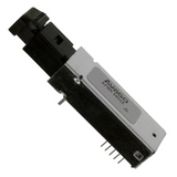 AFBR-5903Z Fiber Optic Transceivers TX/RX Optical Fiber 125MBd 10-Pin DIP With Connector