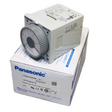 PM4HSDM-S-AC240V Analog Timer - PM4HSD, Star-Delta With Instantaneous Contact, DIN48, 8-Pin