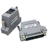 74-0458-01 RJ45 to DB25 Adapter CAB-25AS-MMOD