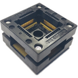 OTQ-100-0.5-12 Enplas Open-Top QFP Test and burn in Socket SQFP
