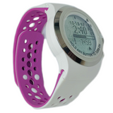 LTK7R45002 Factory New! Not In Box, Life Tracking Brite R450 Activity Monitor White/Orchid