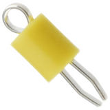 "Pack of 3  5004  Keystone Electronics  PC TEST POINT MINIATURE YELLOW  0.040"" 1.02mm"