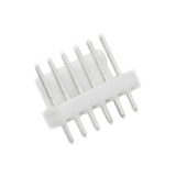 Pack of  5  22232061  Molex   Connector Header Through Hole 6 position 2.54mm