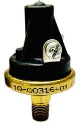 10-00316-01  Industrial Pressure Sensors Transportation Pressure Switch
