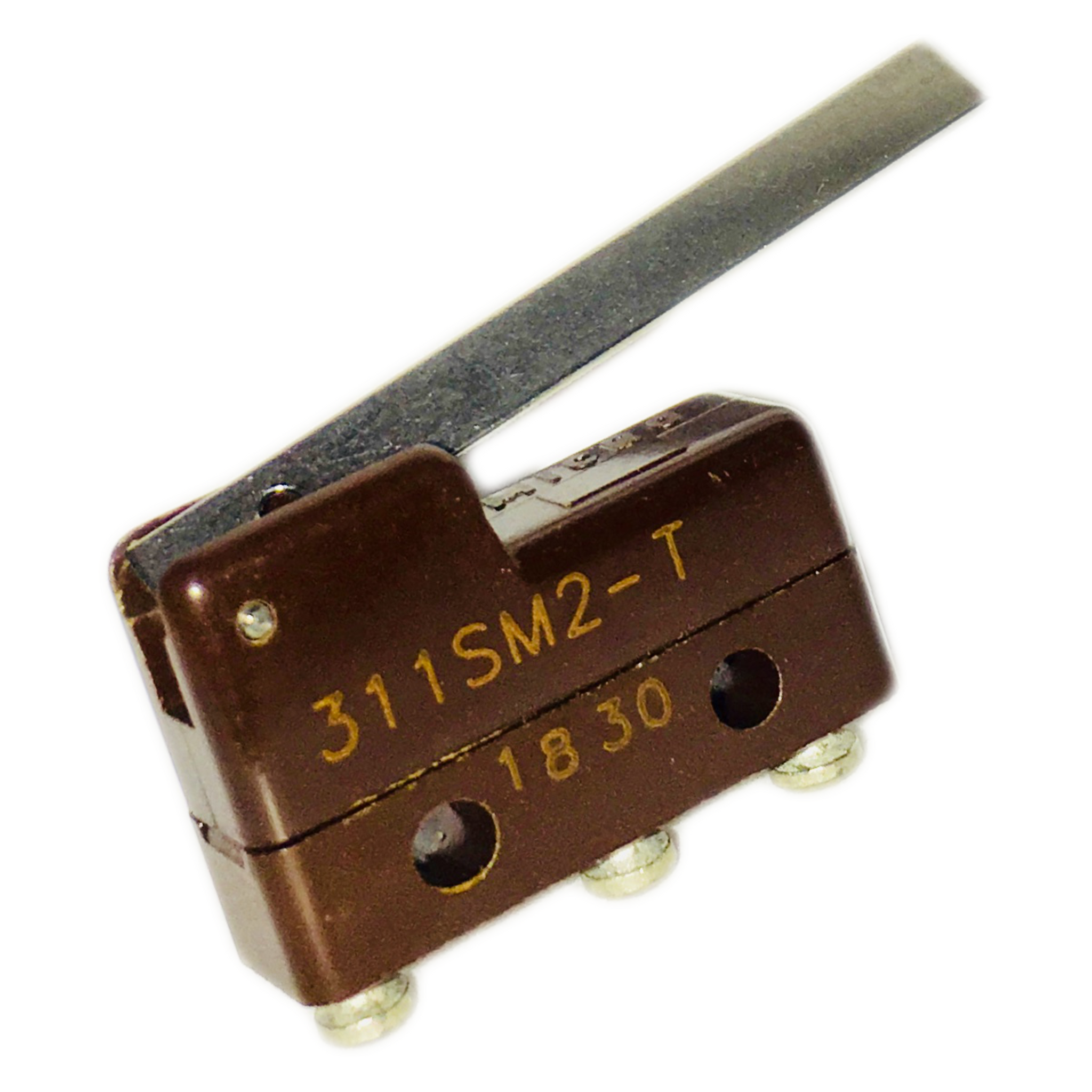 311SM2-T Snap Action Switches 5A .565 Lever