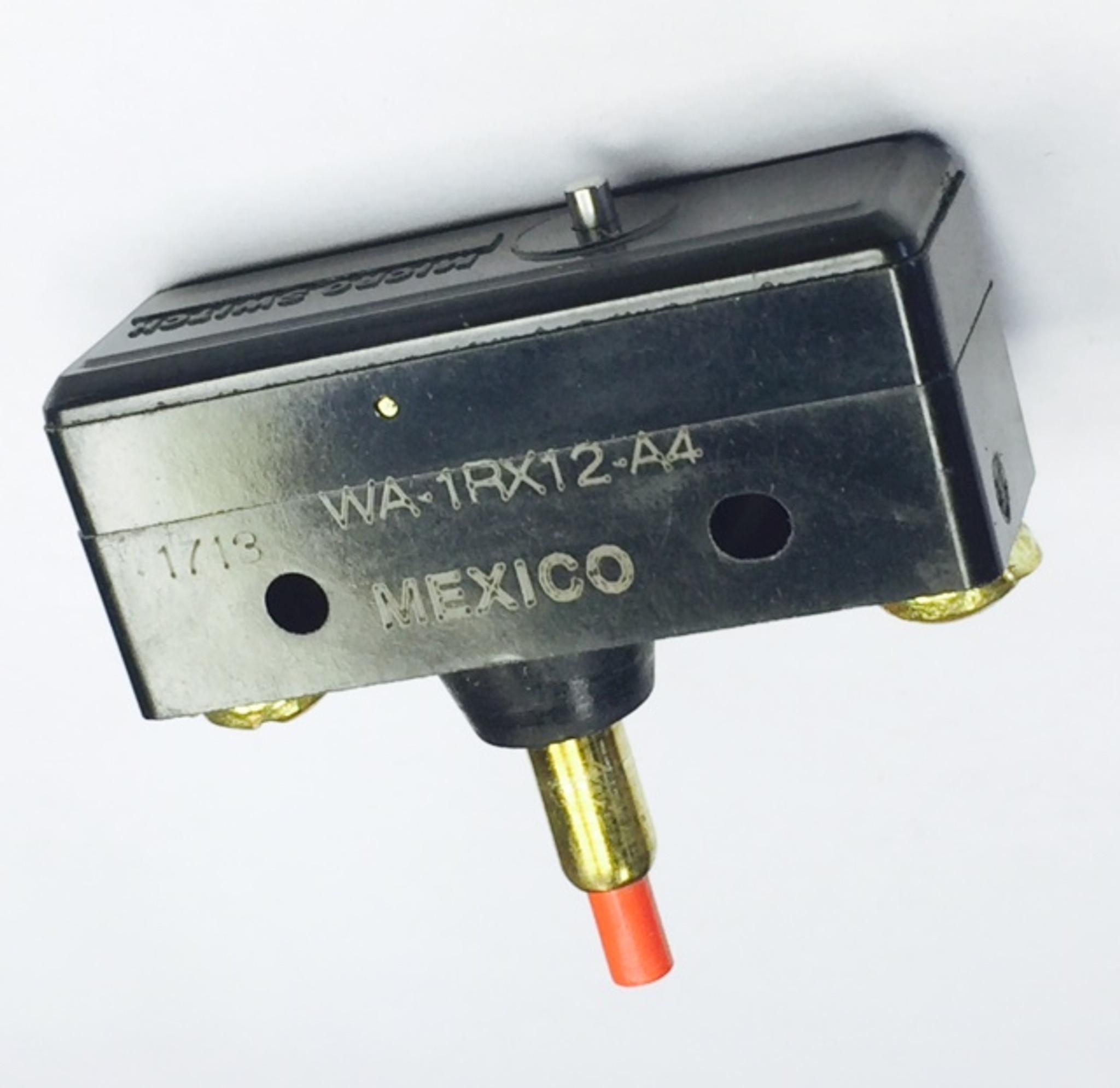 WA-1RX12-A41 MICRO SWITCH//Honeywell SWITCH SNAP ACT SPST-NC 20A 125V