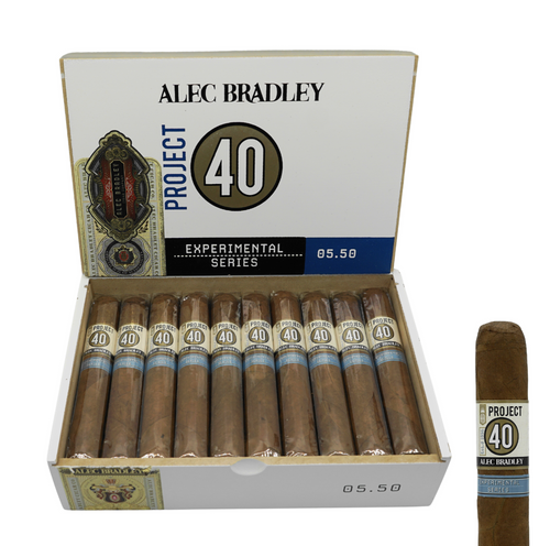Alec Bradley Project 40 Robusto Cigar