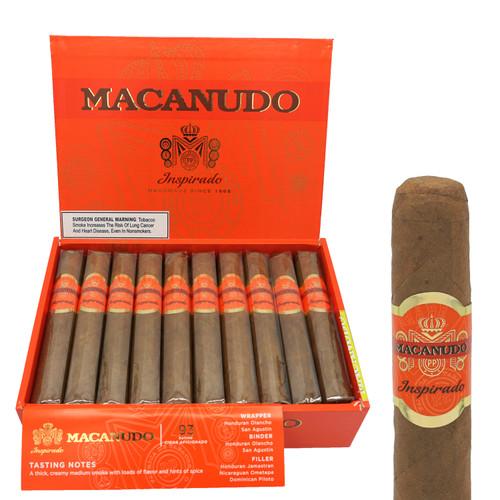 Macanudo Inspirado Orange Toro