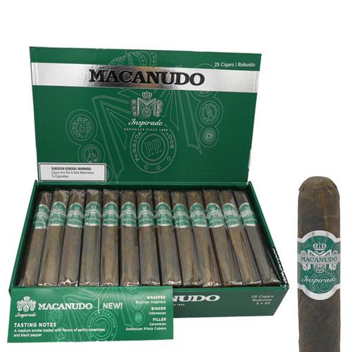 Macanudo Inspirado Green Toro