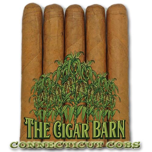 The Cigar Barn Connecticut Cobs Robusto