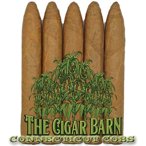 The Cigar Barn Connecticut Cobs Torpedo