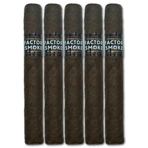 Factory Smokes Maduro Cigar