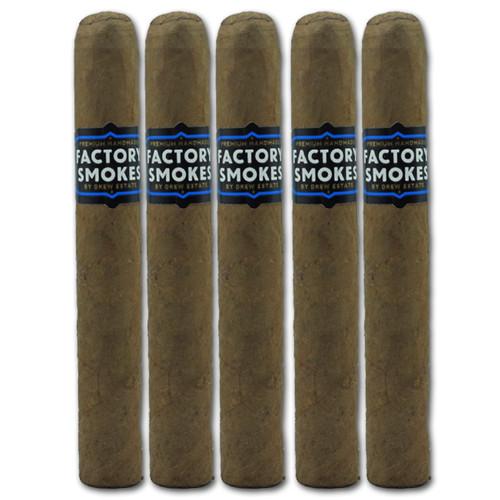 Factory Smokes Sungrown Robusto