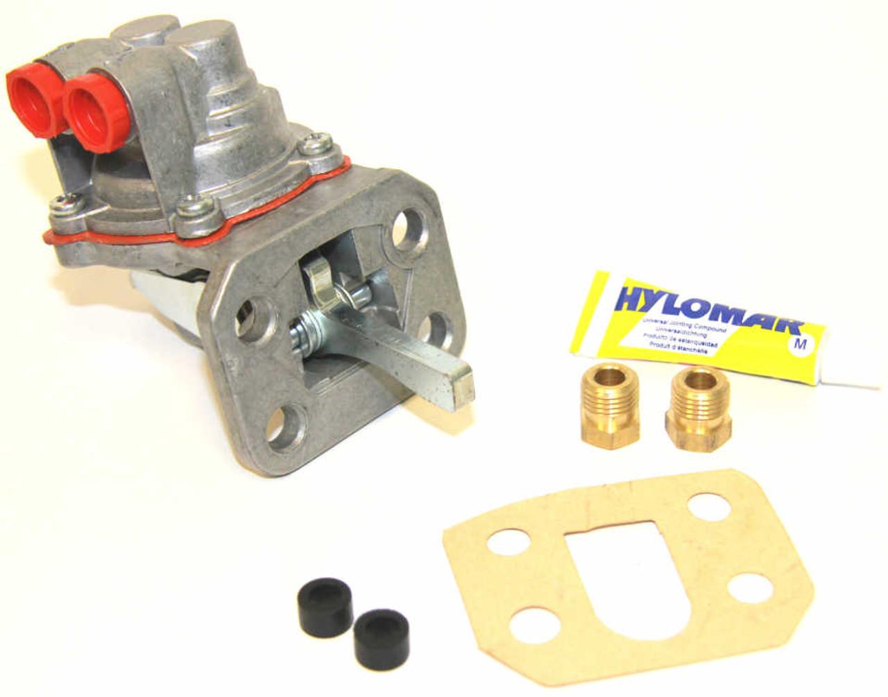 Perkins 4.108 fuel 4 bolt lift pump from Parts4Engines.com