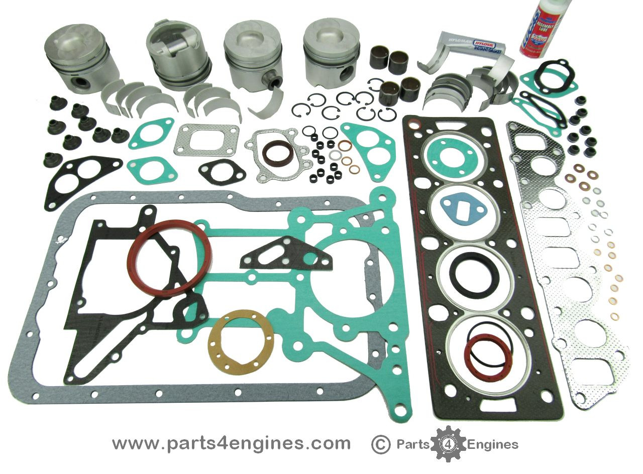 Volvo Penta TAMD22 engine overhaul kit from Parts4engines.com