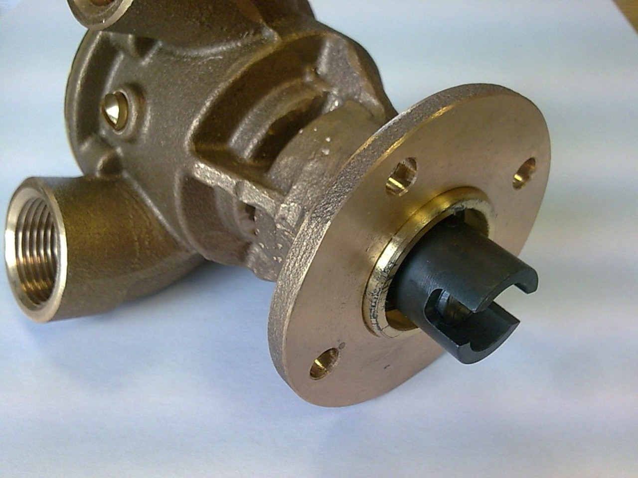 Perkins 4.107 Raw Water Pump from parts4engines.com