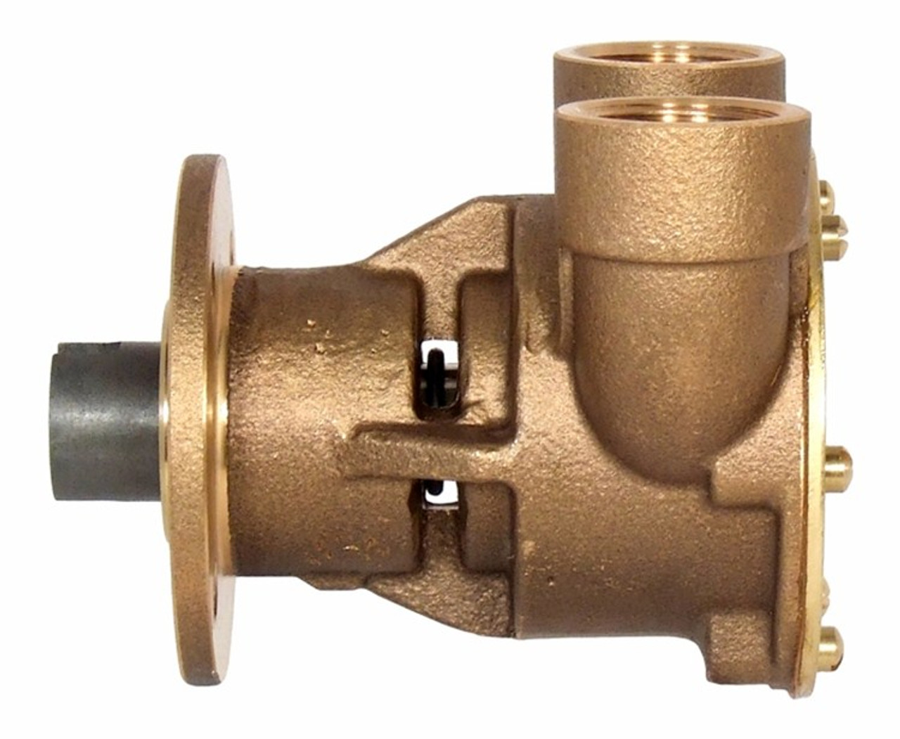 Perkins 4.108 Raw Water Pump from parts4engines.com