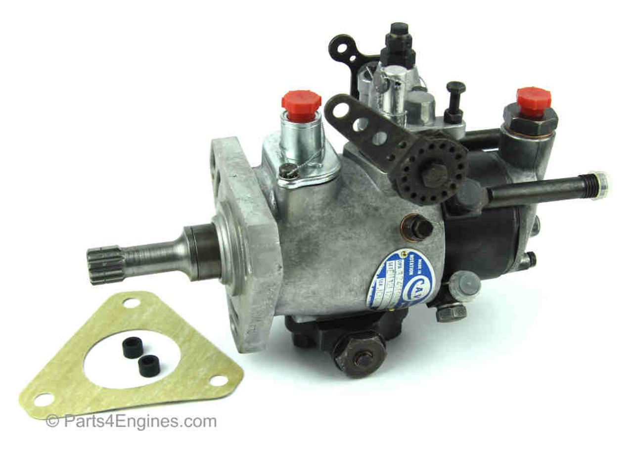 Perkins 4 108 DPA Injector pump Hydraulic Governor