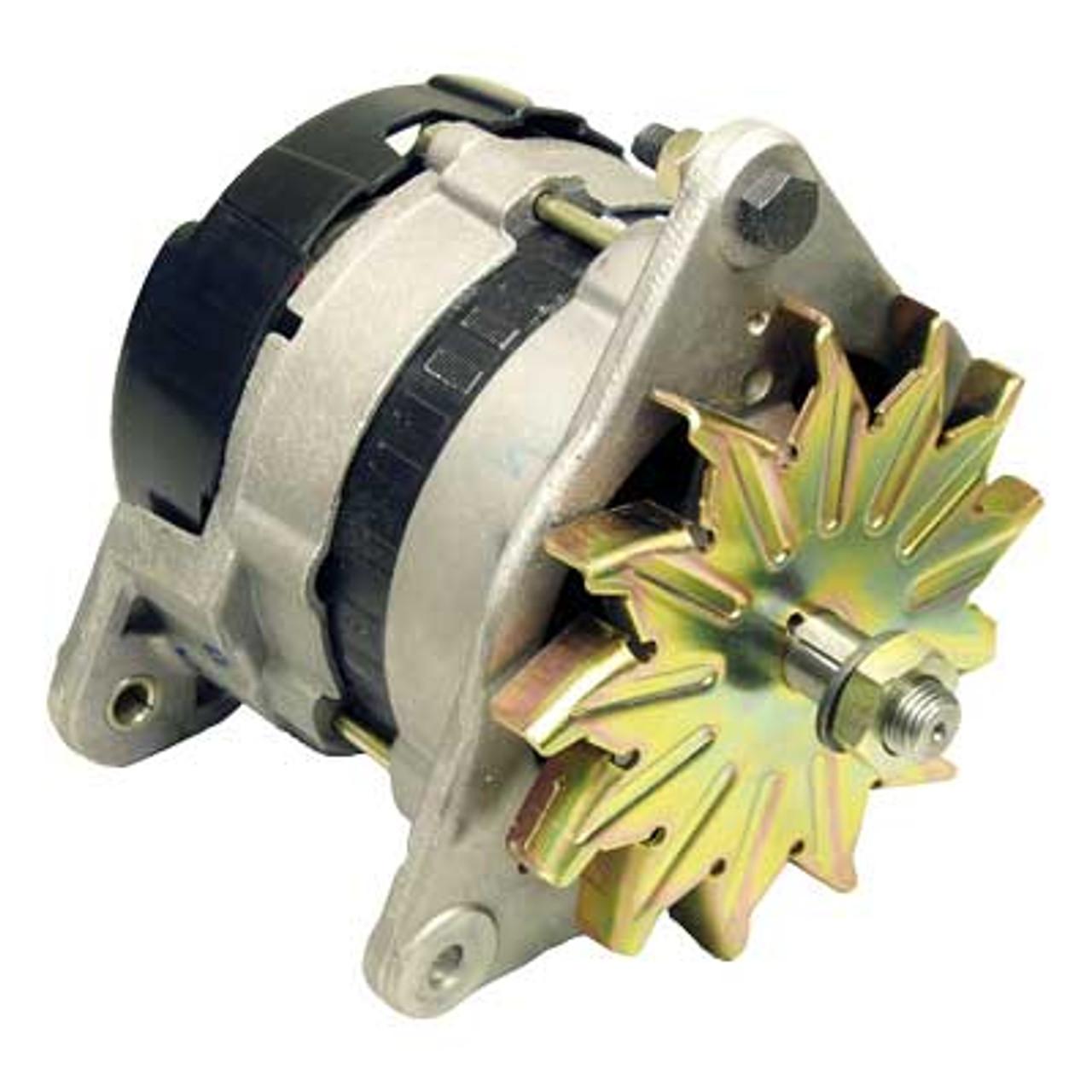Perkins 3.152 12V 45 Amp Alternator from parts4engines.com