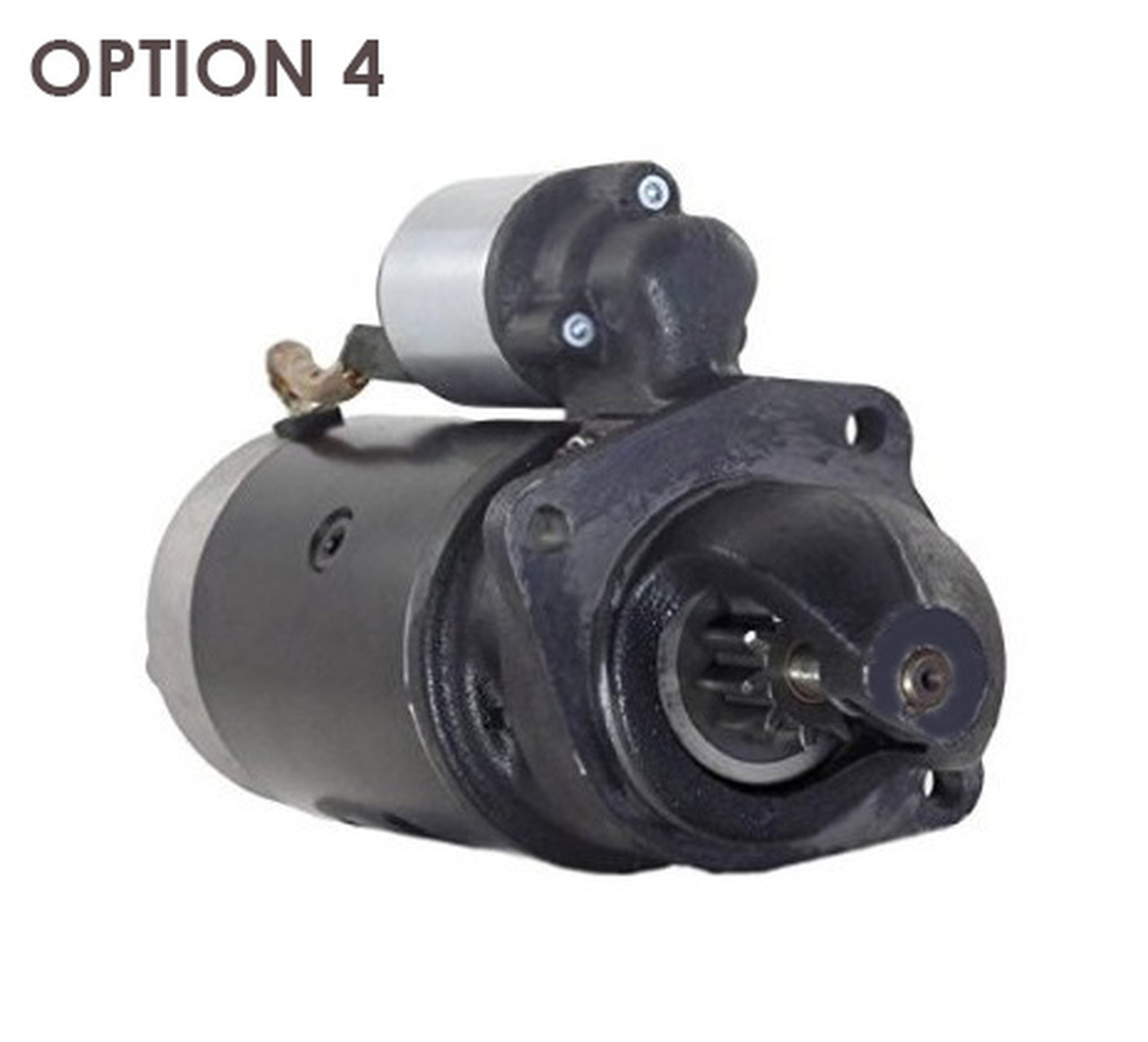 Perkins 4.236 series Starters Motor 12V 3kW