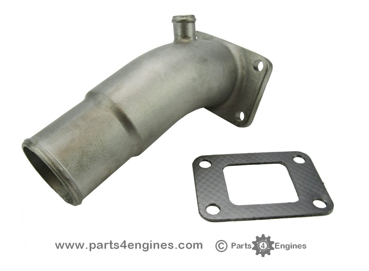 Yanmar YM series 2YM15 stainless steel exhaust outlet - parts4engines