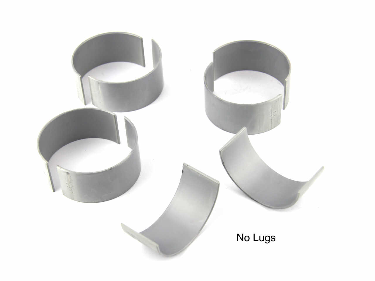Perkins Phaser 1004 connecting rod bearings without lugs