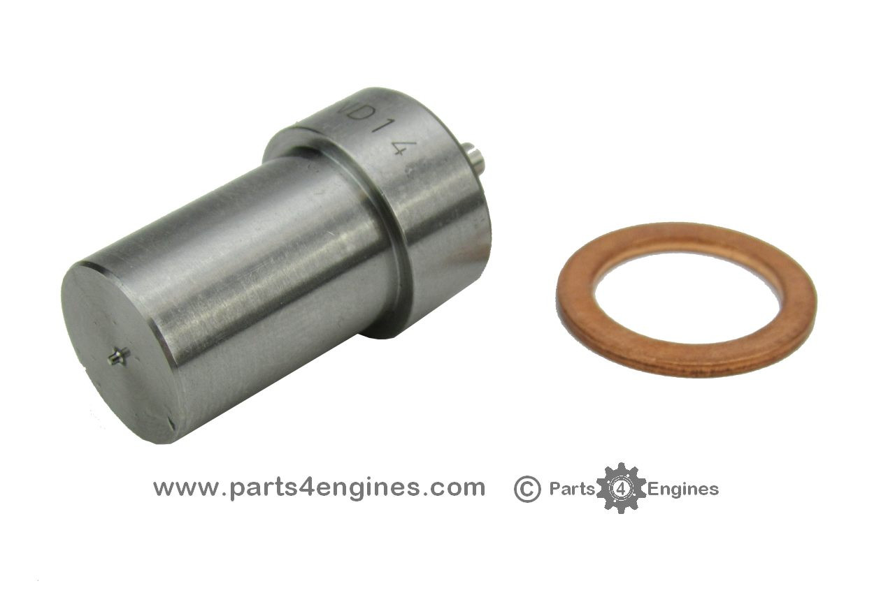 Volvo Penta MD2030 Injector Nozzle - parts4engines.com